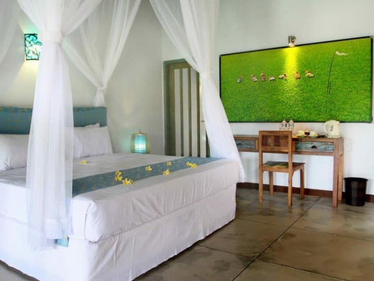 hotel Bali Mengwi nouvelle chambre