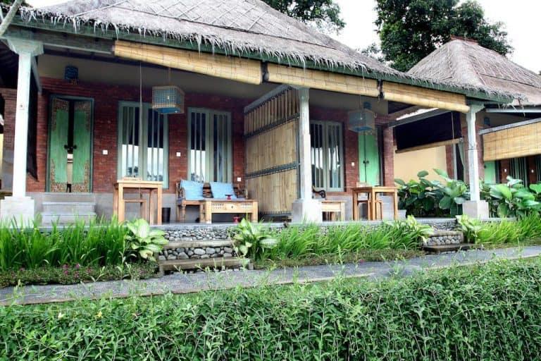 hotel Bali Mengwi nouvelle facade