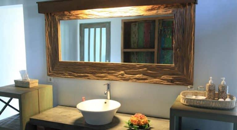 hotel Bali Mengwi salle de bains