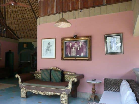hotel Bali Mengwi salon