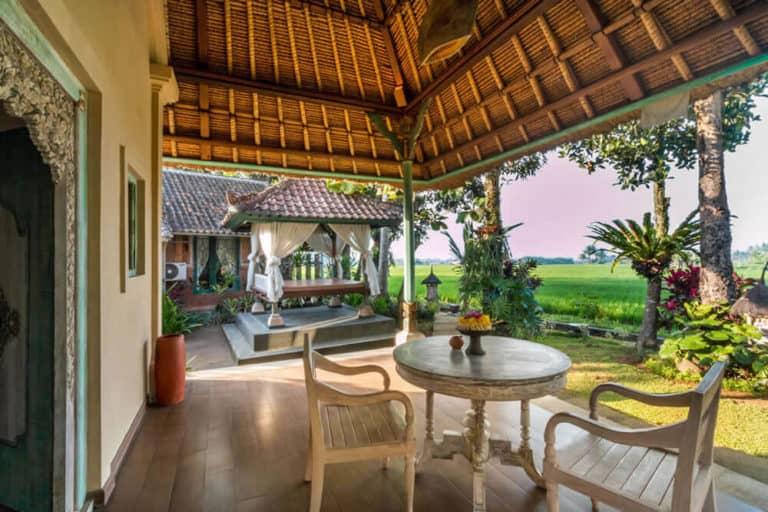 hotel bali mengwi terrasse