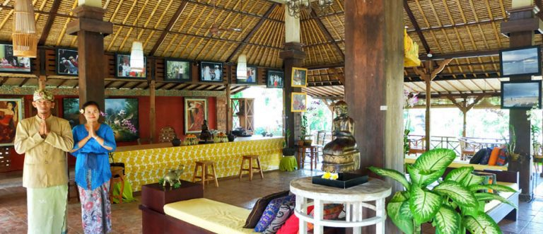 hotel Bali Mengwi bienvenue