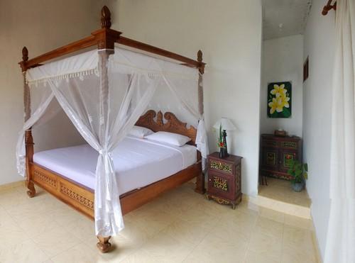 hotel bali munduk chambre