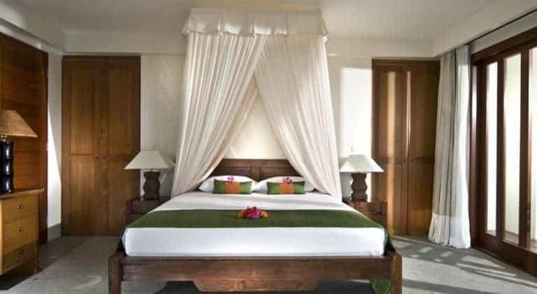 hotel bali nusa lembongan chambre double