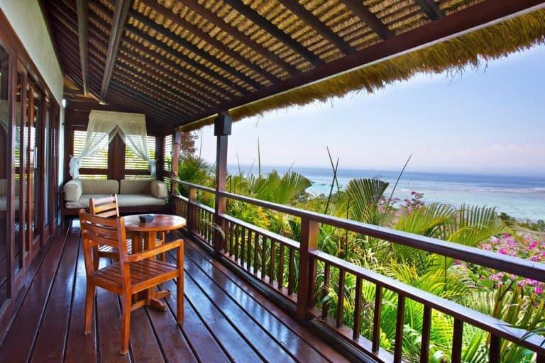 hotel bali nusa lembongan terrasse