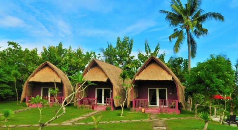 hotel bali nusa penida bungalows extérieur