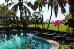 hébergement bali hôtel avec piscine