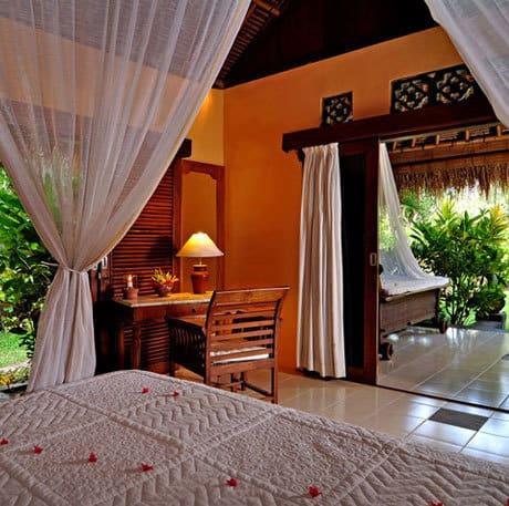 hotel bali pemuteran chambre double