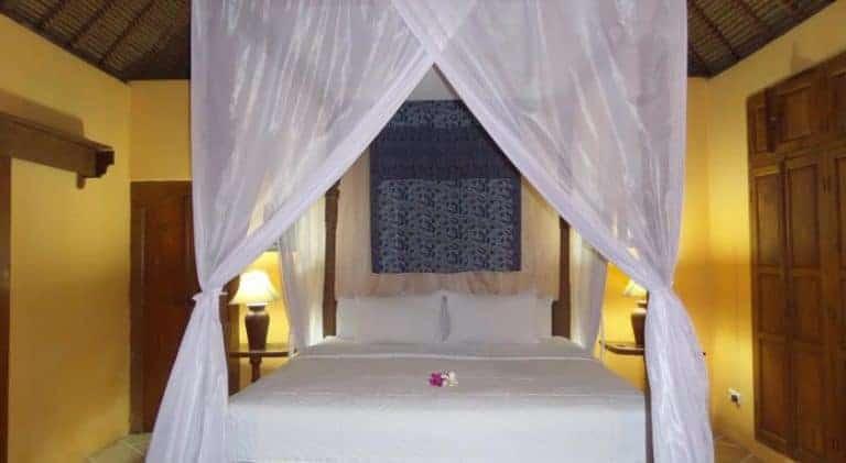 hotel bali pemuteran chambre