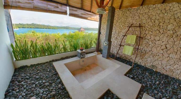hotel bali pemuteran salle de bain