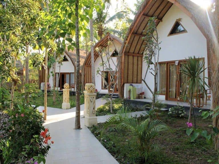 hotel bali penida bungalow