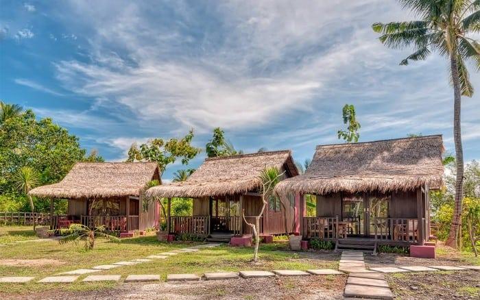hotel Bali Penida maisonnettes