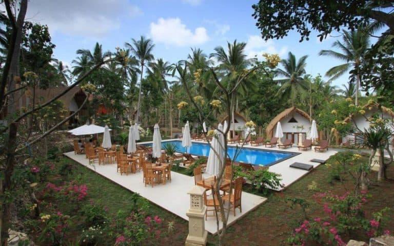 hotel bali penida resort