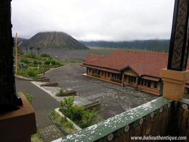 hotel java bromo probolinggo au pied du volcan