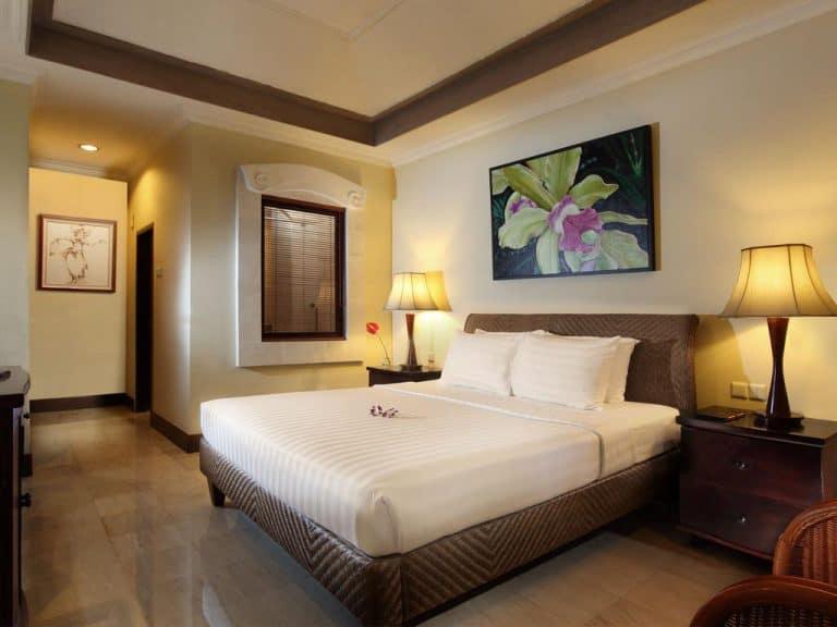 hotel bali sanur chambre supérieur