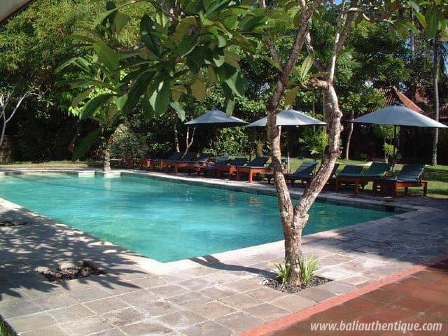 hotel bali sanur piscine extérieur