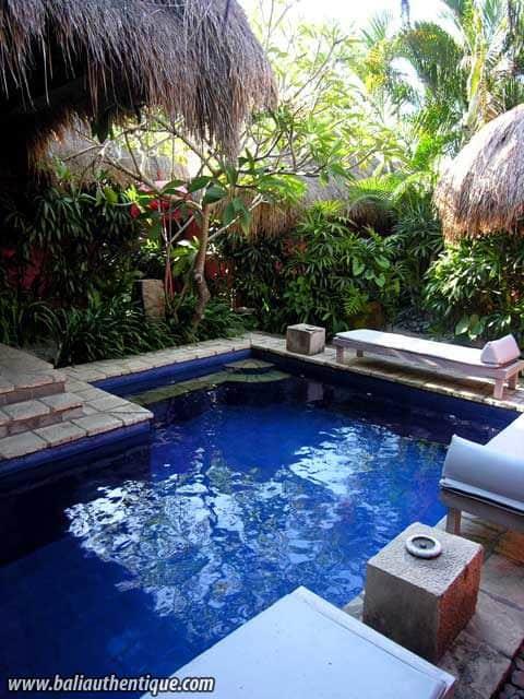 hotel bali sanur piscine