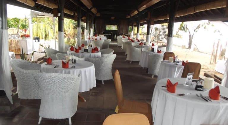hotel bali sanur restaurant