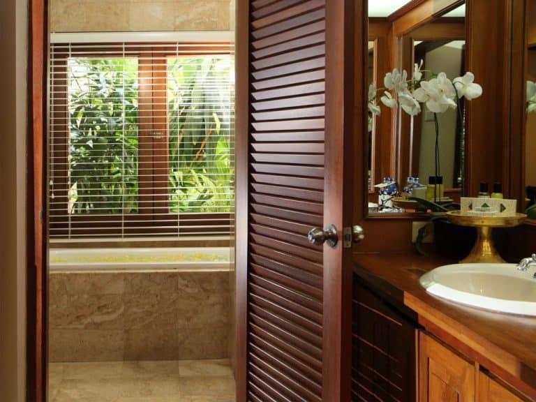 hotel bali sanur salle de bain