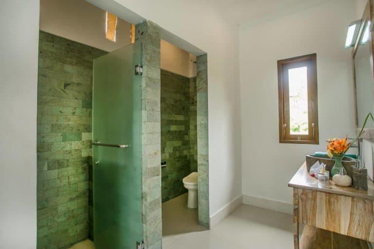 hotel bali sidemen salle de bains