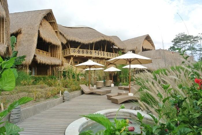 hotel bali sidemen bungalows