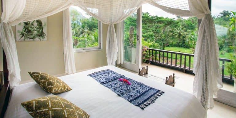 hotel bali sidemen chambre avec vue