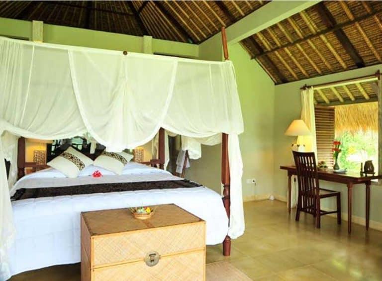 hotel bali sidemen chambre double