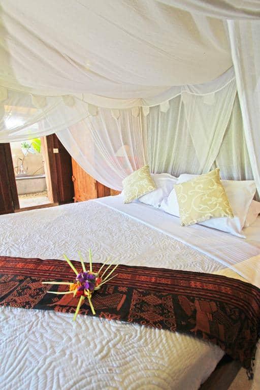 hotel bali sidemen chambre