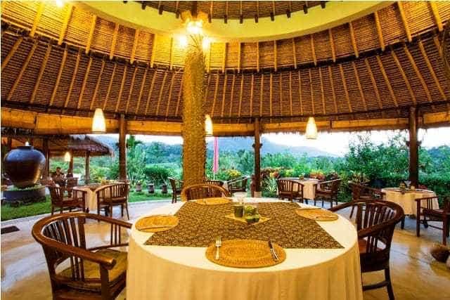 hotel bali sidemen restaurant