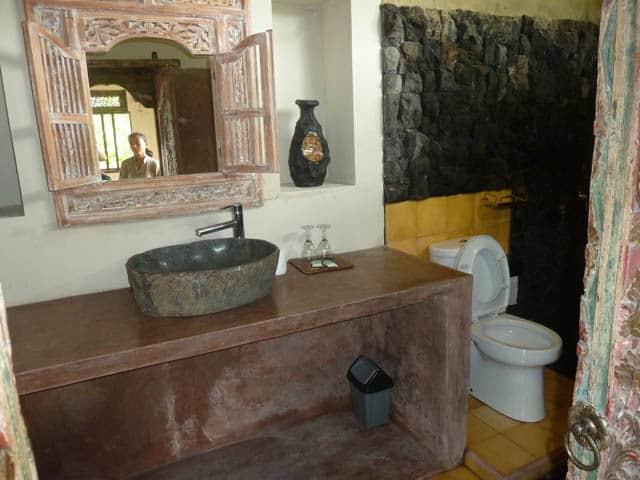 hotel bali sidemen sanitaires