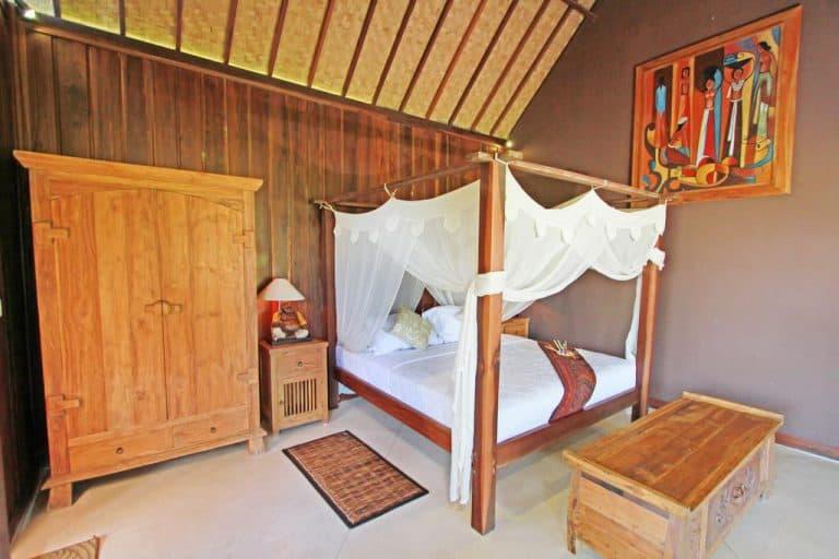 hotel bali sidement chambre double