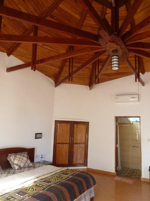 hotel bali sulawesi intérieur bungalow