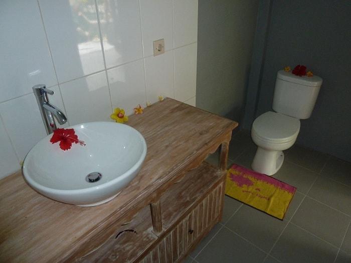 hotel bali tampaksiring salle de bain