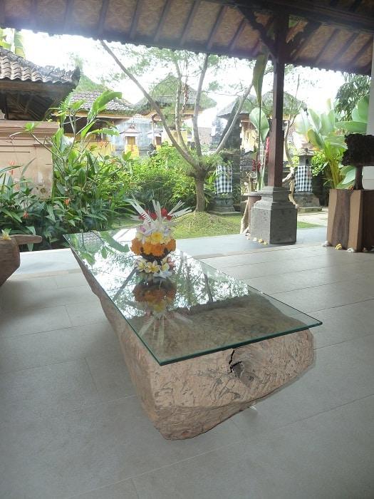 hotel bali tampaksiring terrasse