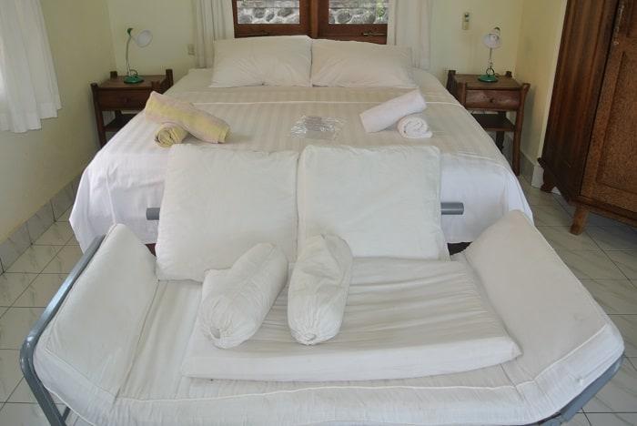 hotel bali tulamben Amed lit double