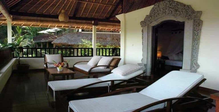 hotel bali ubud ayung terrasse