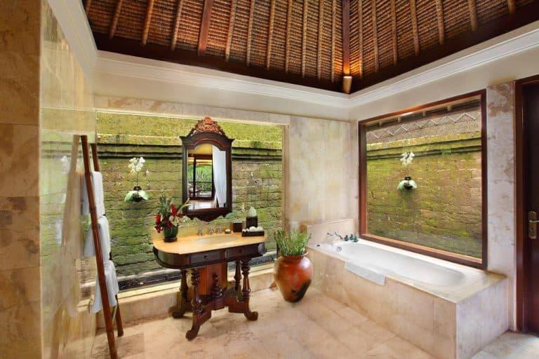 hotel Bali Ubud salle de bains