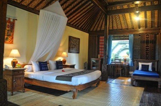 hotel Bali Ubud chambre lu-3