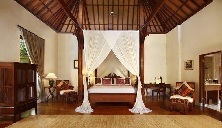 hotel Bali Ubud chambre