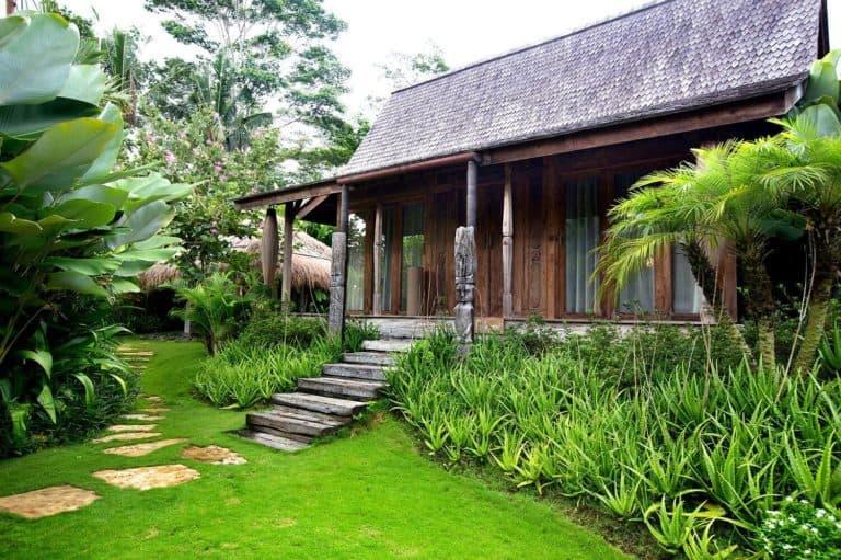 hotel bali ubud bungalow charme luxe