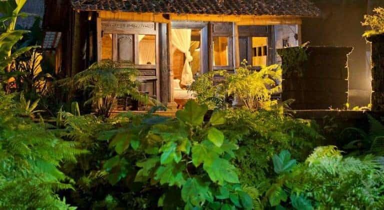 hotel bali ubud bungalow