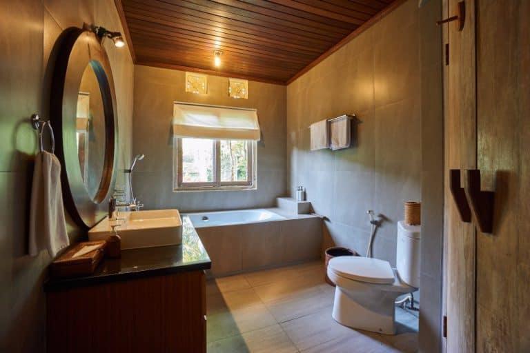hotel bali ubud chambre avec salle de bain