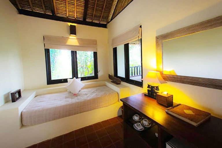hotel bali ubud chambre ayung