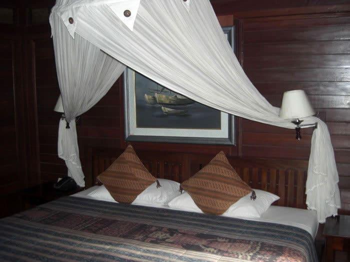 hotel bali ubud chambre double