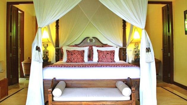 hotel bali ubud chambre spacieuse