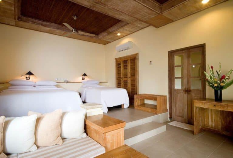 hotel bali ubud chambre twin
