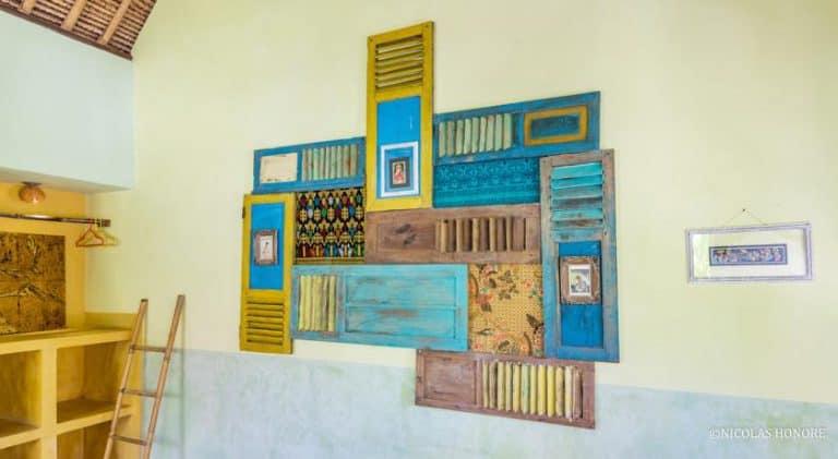 hotel bali ubud décoration