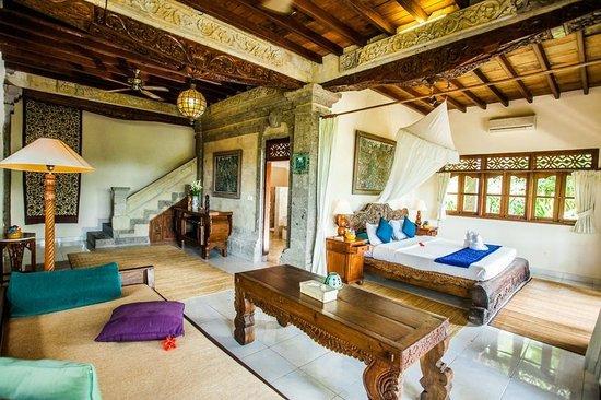 hotel Bali Ubud rez de chaussee