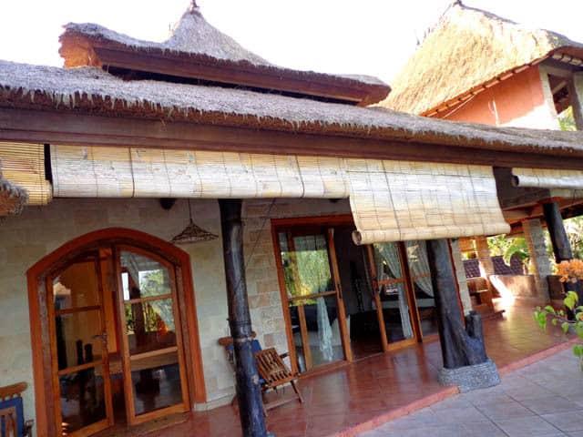 hotel bali ubud indonésie