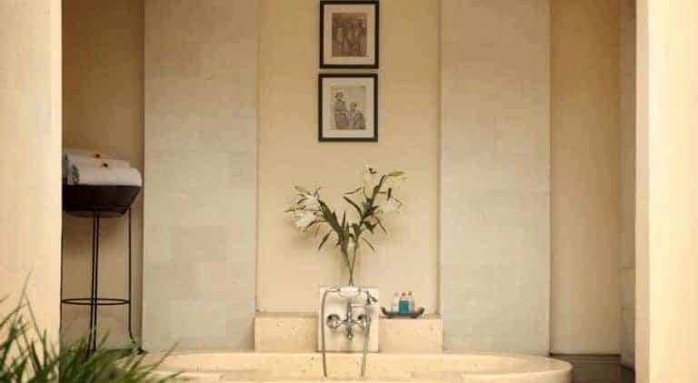 hotel bali ubud salle de bain